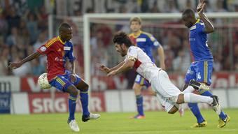 Der FCB holt in Sion einen Punkt