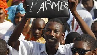 Unterstützung für die Putschisten im Niger