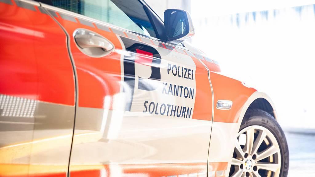Fahrzeuglenker macht sich nach Unfall aus dem Staub