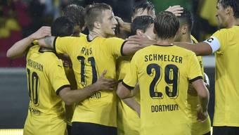 Dortmund mit Schützenfest