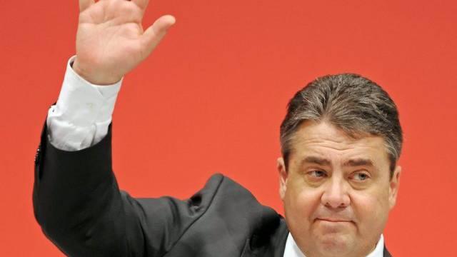SPD soll laut Gabriel nicht gegen Selbstverständnis verstossen