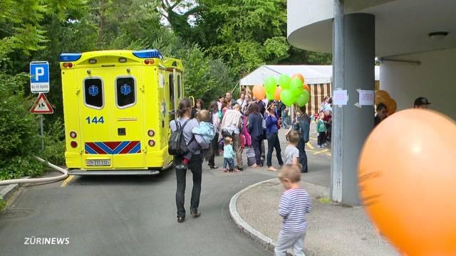 Kispi-Fest lockt zahlreiche Kinder an