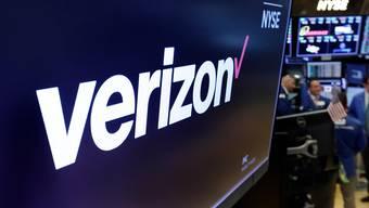 Der US-Telecomkonzern Verizon baut Tausende Stellen ab. (Archivbild)