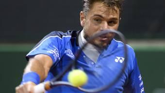 Stan Wawrinka kennt seinen ersten Gegner beim French Open