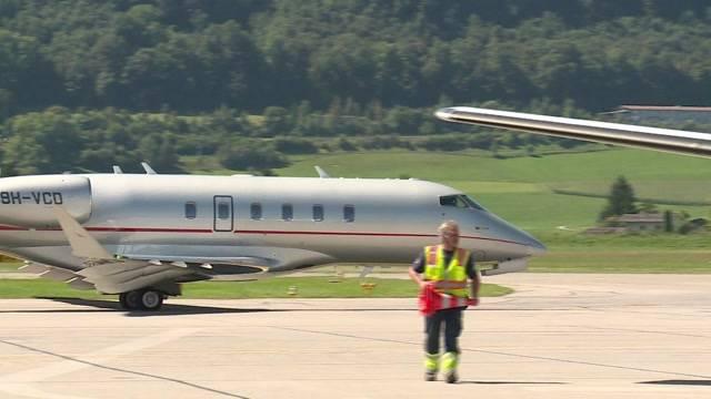 Neue Konkurrenz für Flughafen Belp