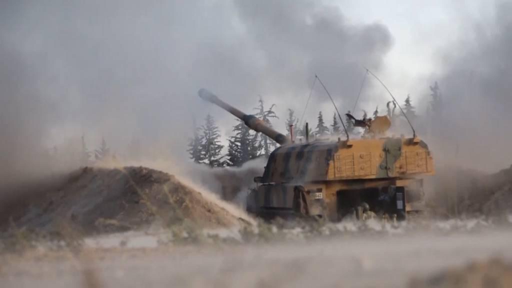 Erdogan verkündet Angriffe auf mehrere Ziele in Syrien