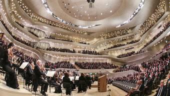 Eröffnung der Elbphilharmonie in Hamburg