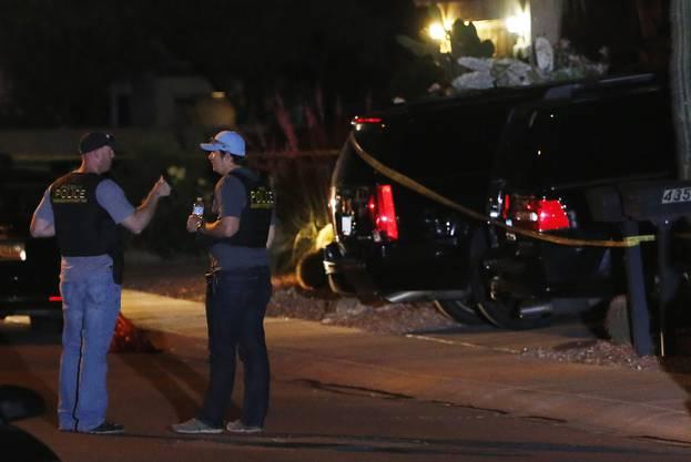 Fünf Menschen sterben bei Familienstreit in Phoenix