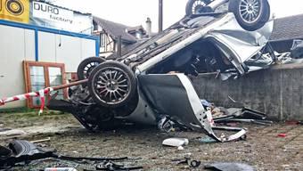 Beim schweren Selbstunfall in Gontenschwil im Jahr 2015 starb der 24-jährige Beifahrer