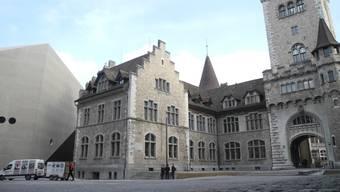 Im Hoftrakt des Landesmuseums-Altbaus, über dem Museumsshop, wird die Gratis-Dauerausstellung «Zürich im Landesmuseum» untergebracht.