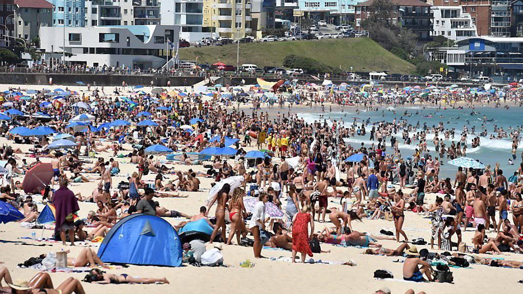 Gemäss der Uno sind die hohen Temperaturen in Australien zum Jahresbeginn ein Zeichen dafür, dass es im gesamten 2019 sehr warm werden wird. (Symbolbild)
