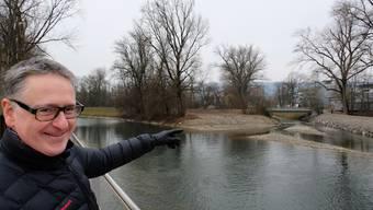 Einweihung Reppisch-Flussdelta