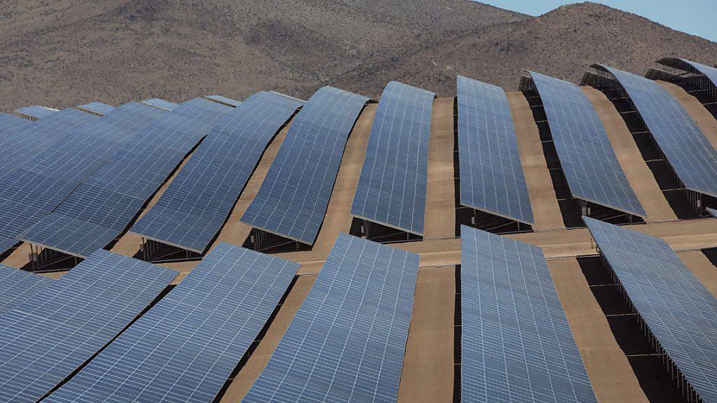 Sahelzone plant Solaranlagen für Strom für 60 Millionen Menschen