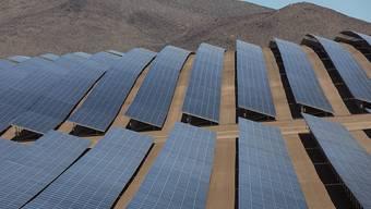 Die Sonnenenergie in der Sahelzone soll ab 2030 60 Millionen Menschen mit Strom versorgen. (Symbolbild)
