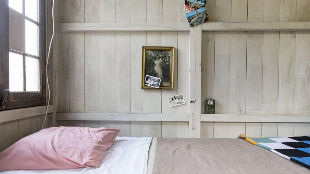 Symbolbild: Zwei Monate im Bett liegen und nichts tun