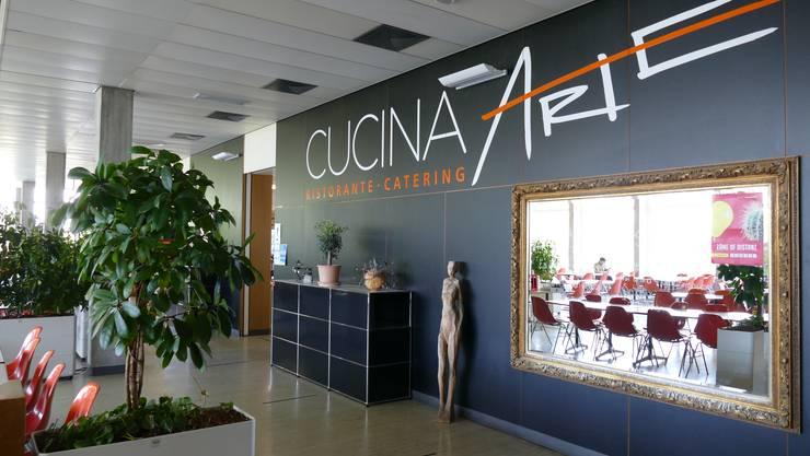 Cucina Arte besteht seit 2003. Die Firma ist in einem Gebäude der Ypsomed eingemietet.