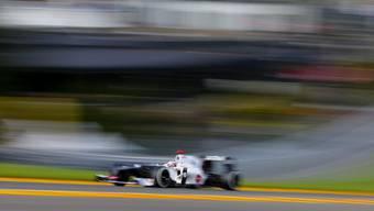 Formel 1: Sauber-Duo mit bestem Qualifying