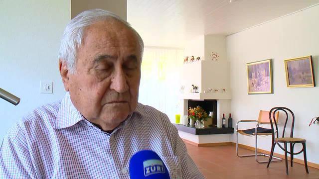 So überlebte Gabor Hirsch das KZ