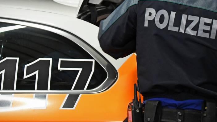 Polizei Stadtpolizei St.Gallen