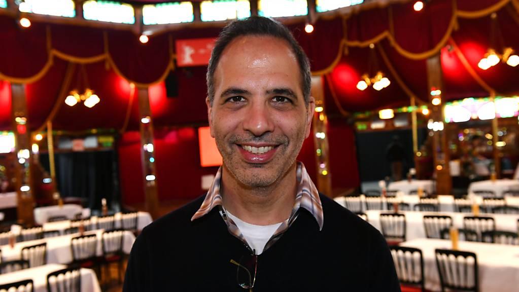 Yotam Ottolenghi, israelisch-britischer Koch und Kochbuchautor, im Gropius-Mirror-Restaurant.