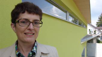 FDP-Gemeinderätin Barbara Furrer