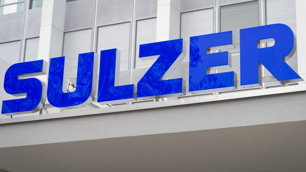 Sulzer-Generalversammlung bestätigt alle Anträge des Verwaltungsrats