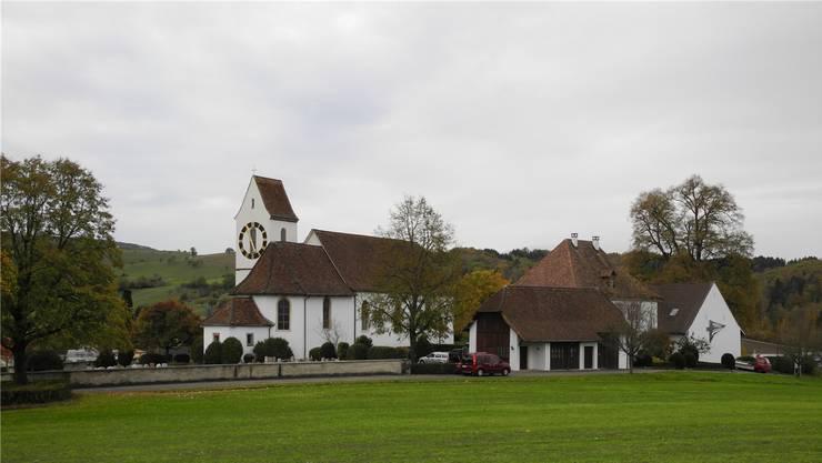 Die Parzelle rund um die christkatholische Kirche soll in der Zone für öffentliche Bauten bleiben.