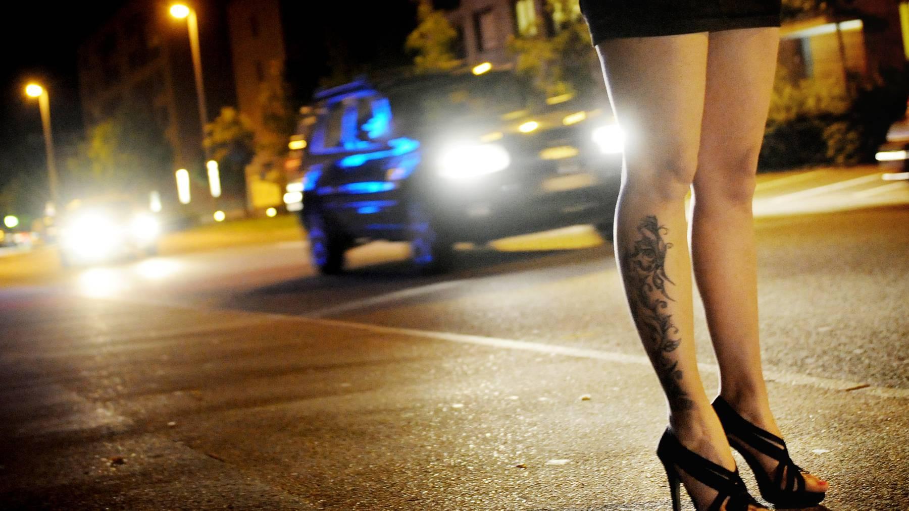 Neun Prostituierte in Luzern festgenommen