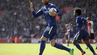 Olivier Giroud wird in Southampton mit zwei Toren zum Matchwinner für Chelsea