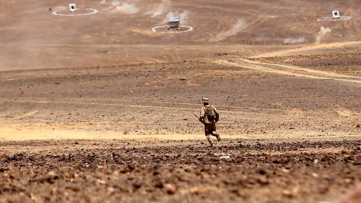 Die USA entsenden erneut Soldaten nach Saudi-Arabien - König Salman habe diesem Schritt zugestimmt. (Symbolbild)