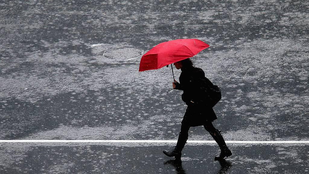 Genug geregnet, wann kommt der Sommer?
