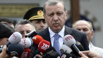 Der türkische Präsident Recep Tayyip Erdogan beendet den Friedensprozess mit den Kurden.