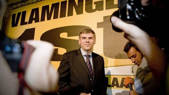 Der Vlaams-Belang-Fraktionschef Filip Dewinter (Archiv)