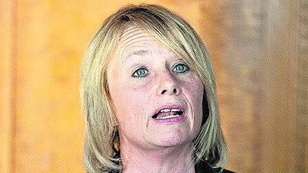 Elisabeth Schneider-Schneiter, Nationalrätin CVP BL: «Die Arbeits- verweigerung des Parlaments ist gefährlich.»