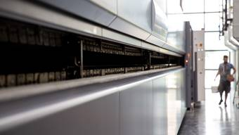 Pro Jahr können 250'000-350'000 kWh Wärme aus der Druckerei zum Industrielackierwerk geführt werden.