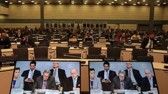 Die Delegierte der Vorbereitungskonferenz für den UNO-Klimagipfel haben sich auf einen Rahmenentwurf für  einen neuen Klimapakt geeinigt.