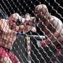 Kämpfen im Käfig: Mixed Martial Arts (MMA) vereint verschiedene Kampfsportarten