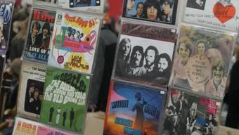 Einen Teil der Musik gibt es heute gar nicht mehr auf CD, so auch diejenige von Lo & Leduc. (Symbolbild)