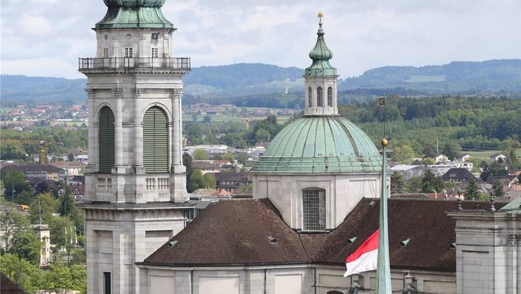 Auch Solothurn könnte bald mit vier anderen Gemeinden fusionieren. Die Frage nach dem Heimatort ist da für viele auch eine Frage der Identität. Andreas Kaufmann