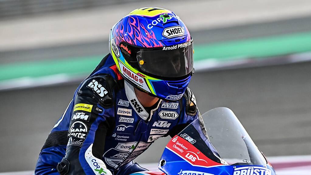 Jason Dupasquier punktet auch im dritten Moto3-Saisonrennen und ist WM-14.