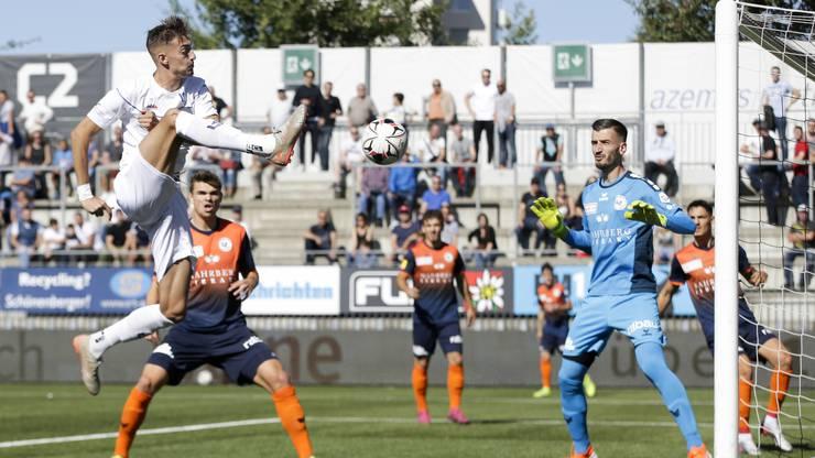 Turkes erzielte zuletzt acht Tore in zehn Partien für Lausanne.