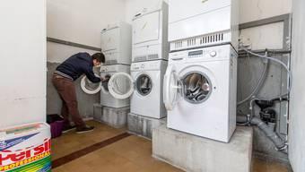 Die gemeinsame Waschmaschine sorgt bei einem Fünftel der Nachbarn für Ärger.