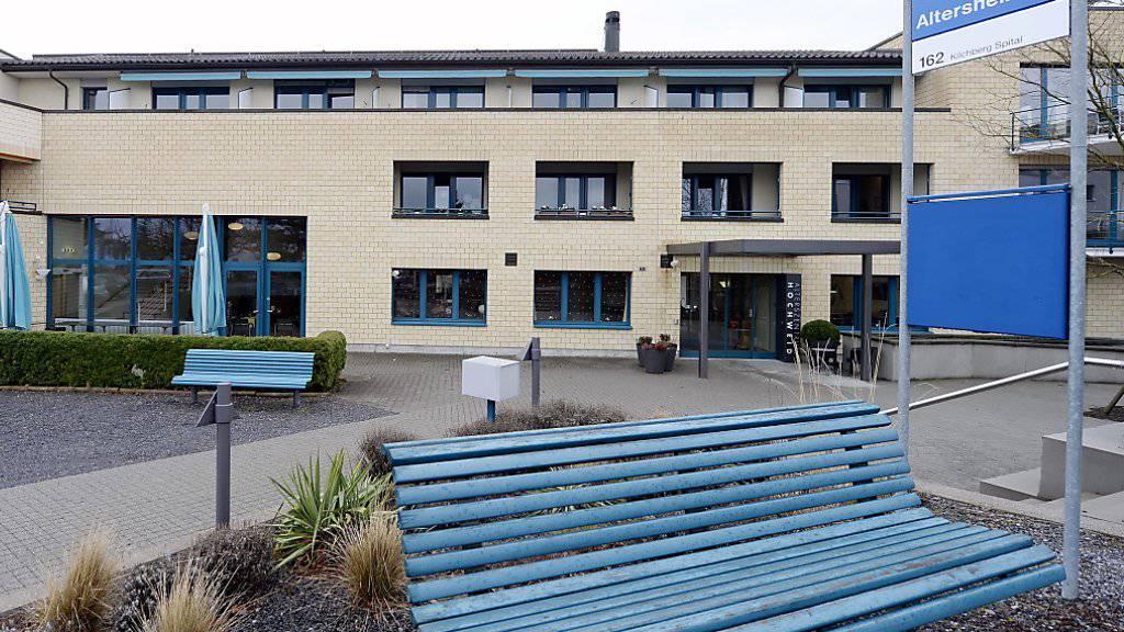 Im Alterszentrum in Kilchberg ZH kam eine betagte Frau bei einem Raub ums Leben. Die mutmasslichen Täterinnen stehen in Horgen ZH vor Gericht. (Archiv)