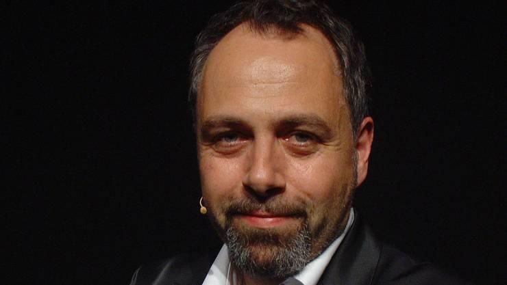 Michel Gammenthaler, Zauberkünstler und Kabarettist.