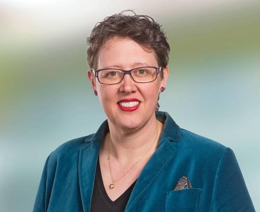 Co-Fraktionschefin Claudia Rohrer: Lob für Egli, aber im Zweifelsfall für eine Frau.