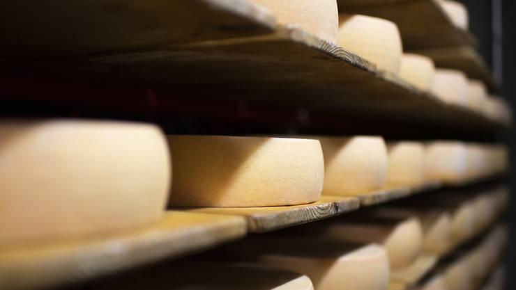 Die US-Regierung will im Streit mit der EU um Subventionen für die Flugzeugbranche notalls etwa Käse aus Europa mit Strafzöllen belegen. (Symbolbild)