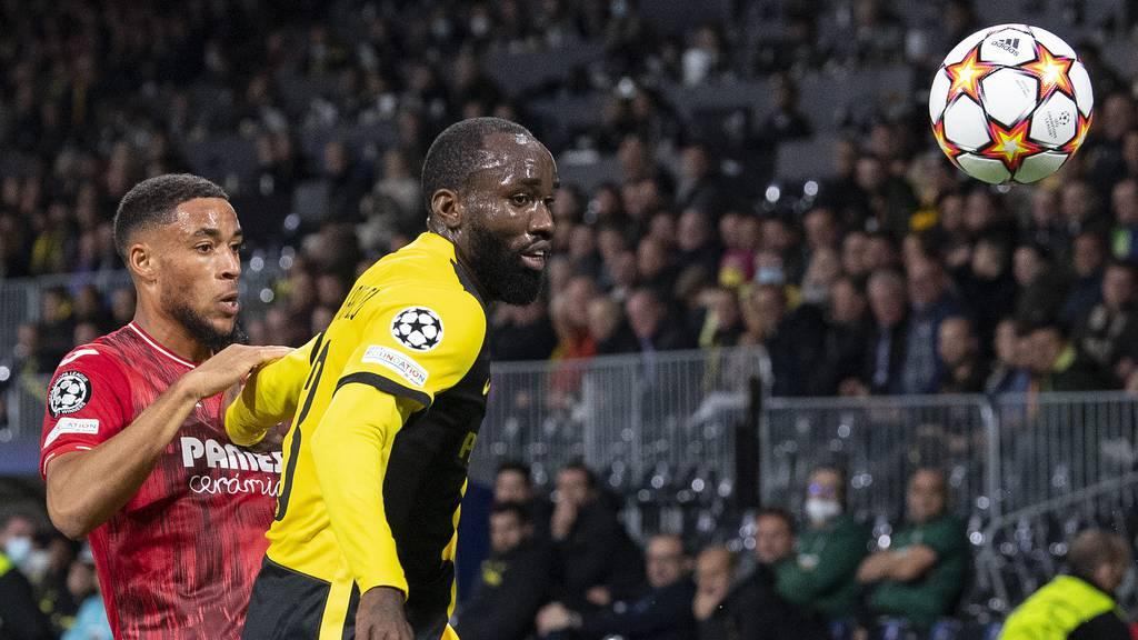 Schweizer Meister YB verliert auch gegen Villareal