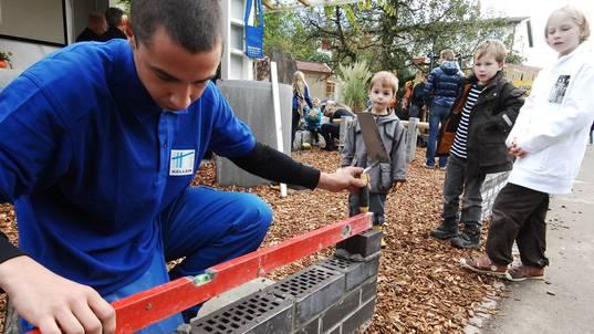 An der Gewerbeschau in Endingen haben viele Handwerker aus der Region ihr Können live demonstriert. Angelo Zambelli