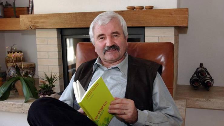Franz Eckert hat ein weiteres Buch geschrieben.