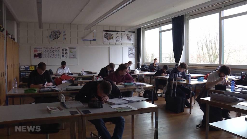 Schüler sollen besser auf Berufslehre vorbereitet werden